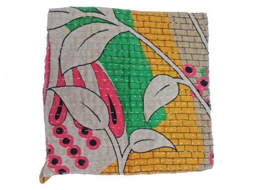 Vintage Kantha Kitchen Cloth Set