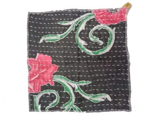 Reversible Kantha Dish Cloth Set