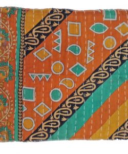 Cotton Kantha Kitchen Dish Cloth Set