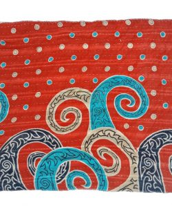 Vintage Kantha Kitchen Towel Set
