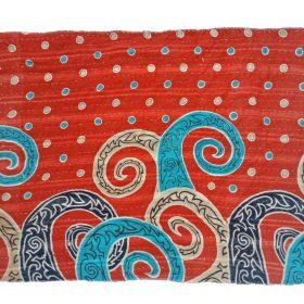 Vintage Kantha Kitchen Towel Set