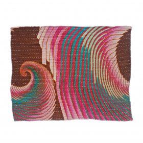 Handmade Kantha Kitchen Towel Set