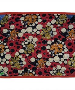 Polka Dot Kantha Placemats Set