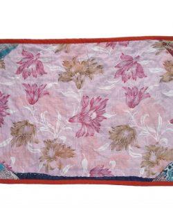 Floral Kantha Placemats Set