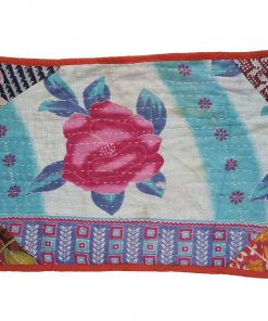 Rose Kantha Placemats Set