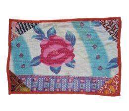 Rose Kantha Placemats Set