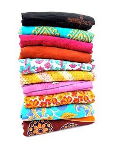 Recycled Cotton Indian Sari