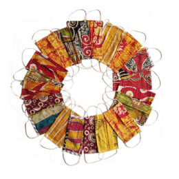 Kantha Cotton Mask