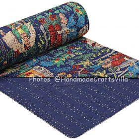 Frida Kahlo Cotton Printed Blanket